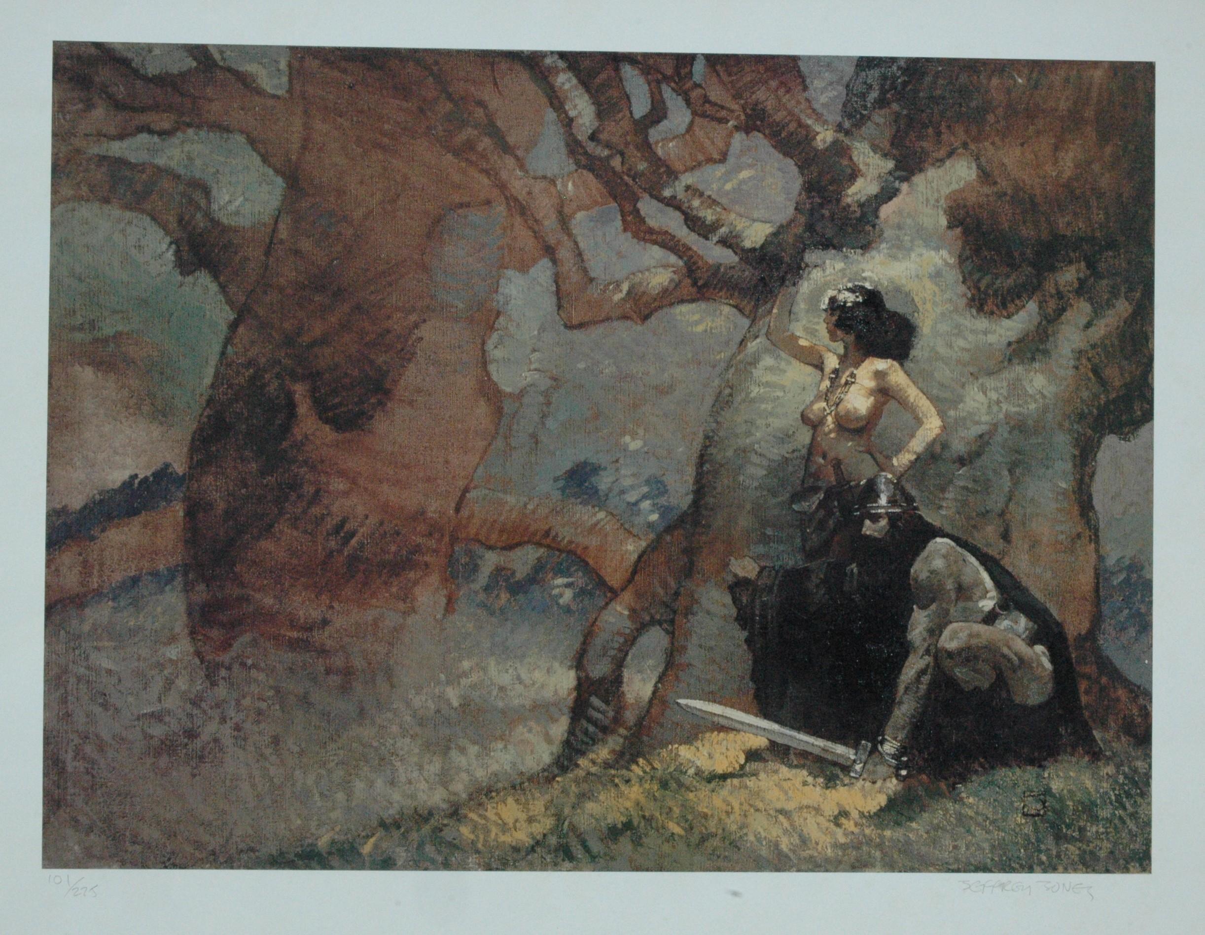 Look Here: Various prints by Jeffrey Jones – Ragged Claws ...