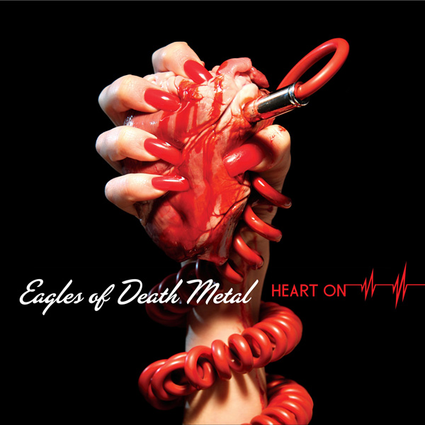 Eagles of Death Metal, Heart On... (2008).