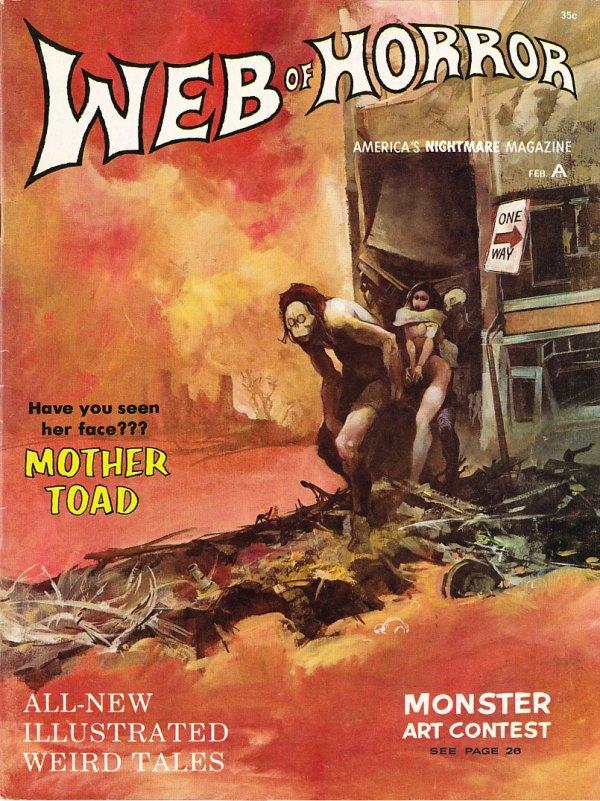 jeffrey-jones_web-of-horror-n02-feb1970
