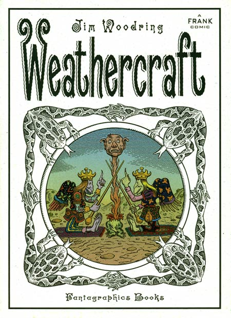 Jim Woodring's Weathercraft