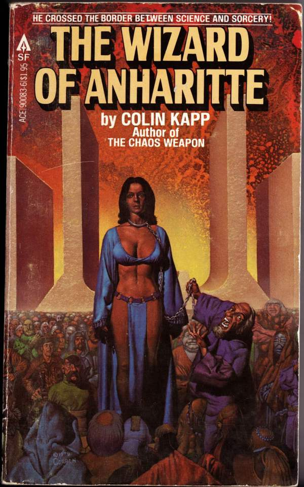 richard-corben_the-wizard-of-anharitte_ny-ace-1980