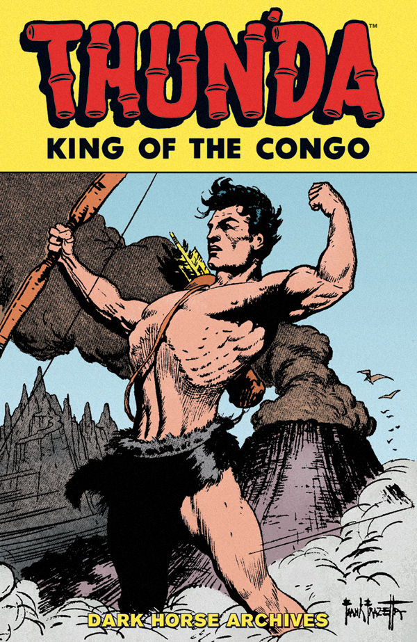 Thun'da, King of the Congo