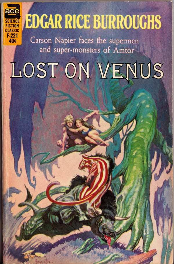 frank-frazetta_lost-on-venus_ny-ace-1963