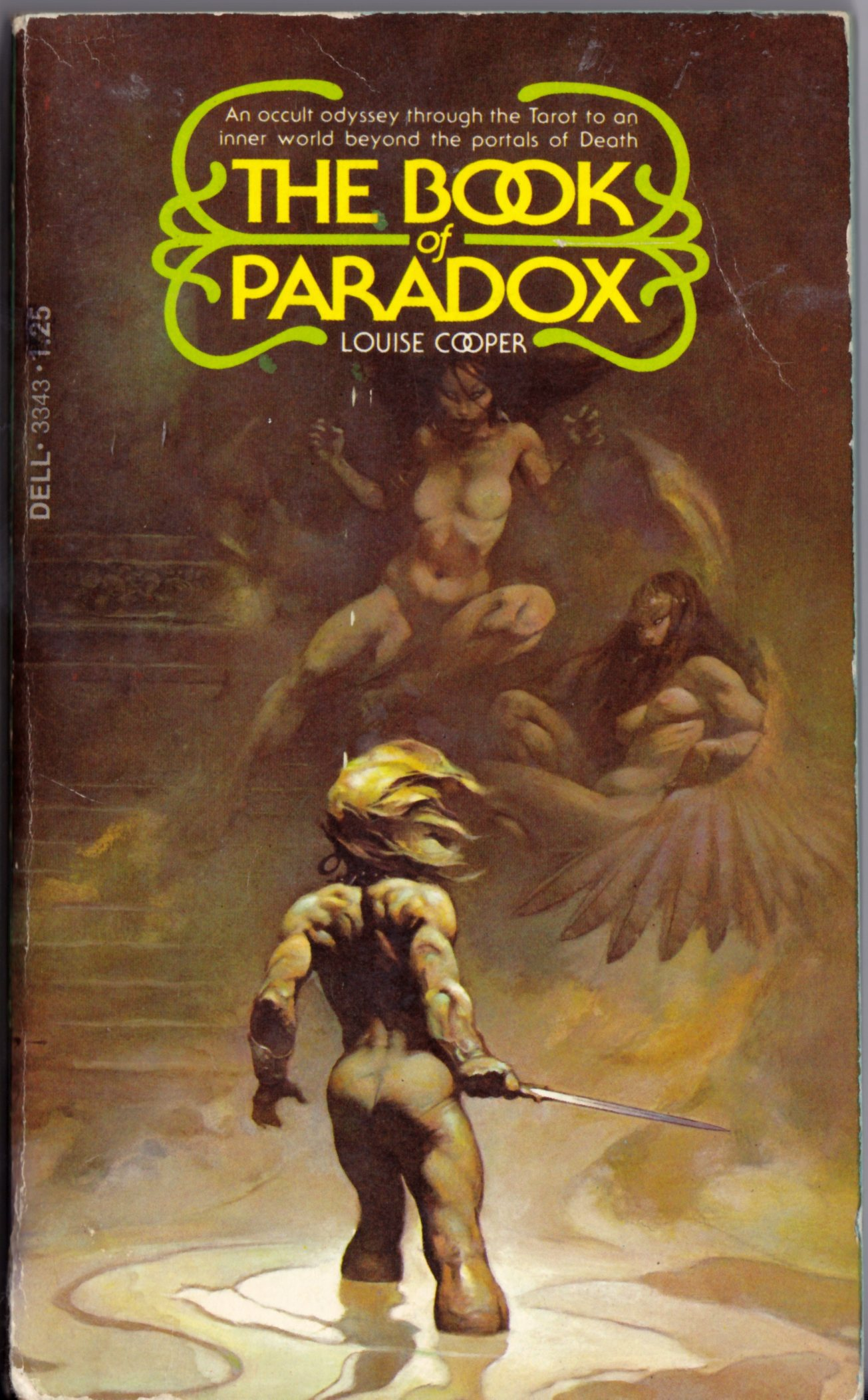 Look Here: Five random covers, with art by Frank Frazetta – Ragged ...