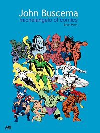 john-buscema_michelangelo-of-comics