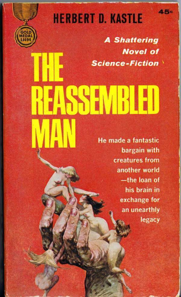 frazetta_the-reassembled-man_ny-fawcett-1964