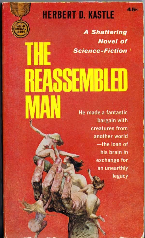 frazetta_the-reassembled-man_ny-fawcett-1964