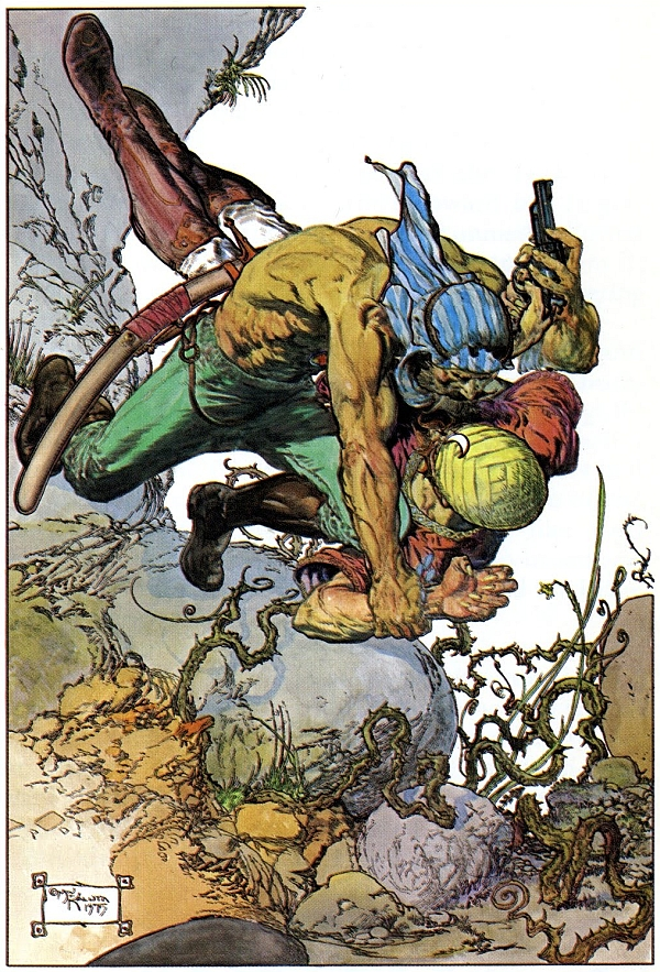 kaluta_no-you-damned-swine
