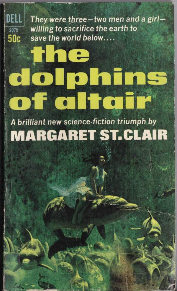 paul-lehr_the-dolphins-of-altair_ny-dell-1967
