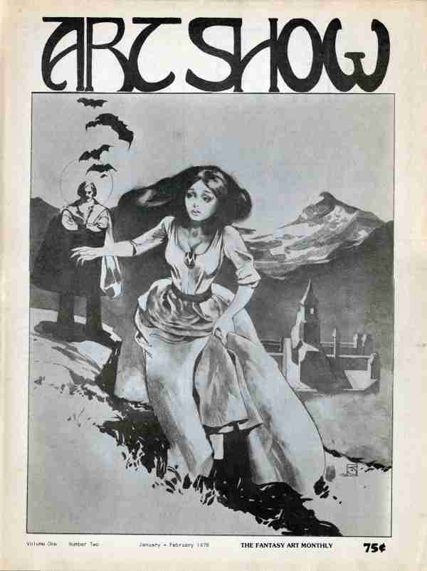 jeffrey-jones_cover_art-show-v1n2-jan-feb1978