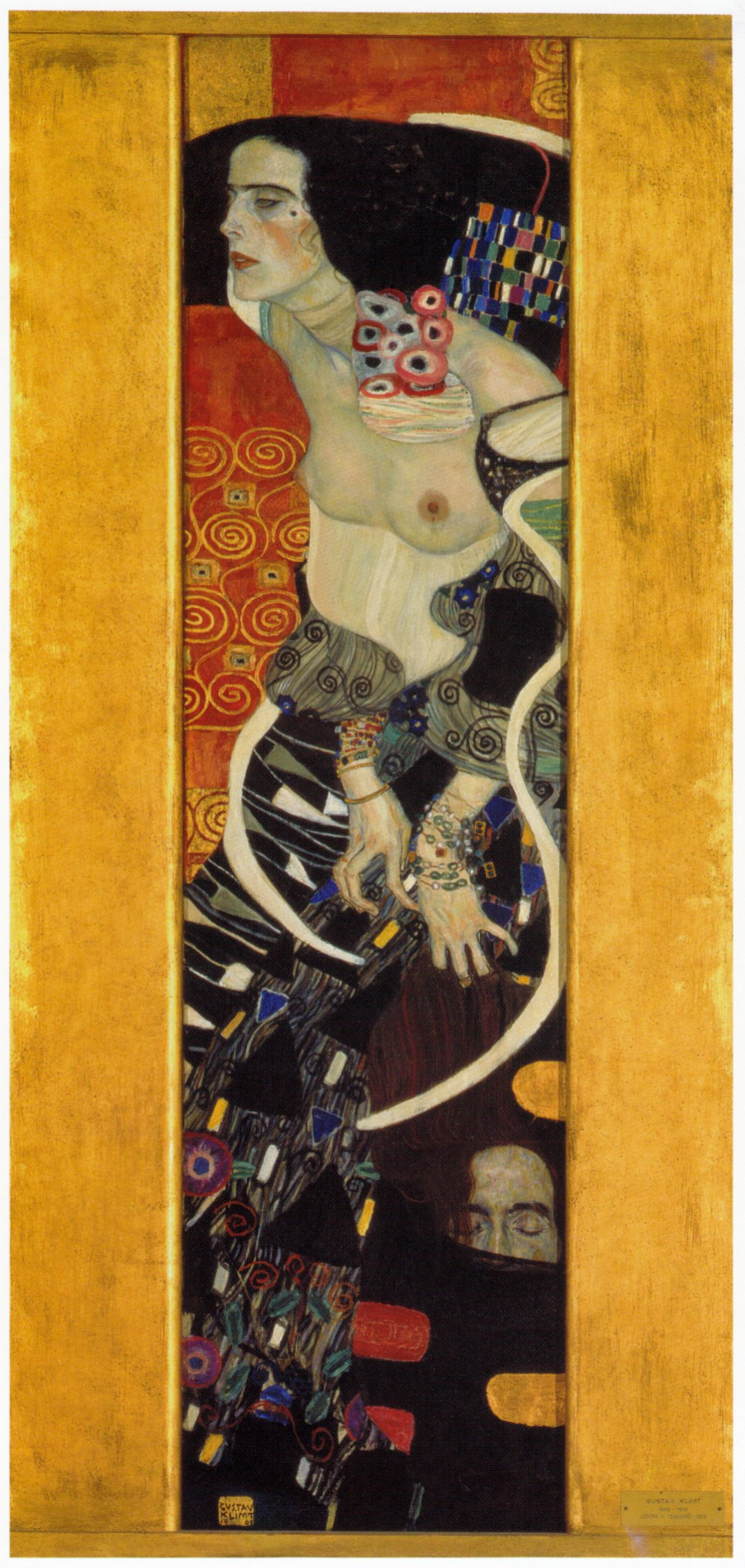 Look Here: Two Judiths by Gustav Klimt – Ragged Claws Network