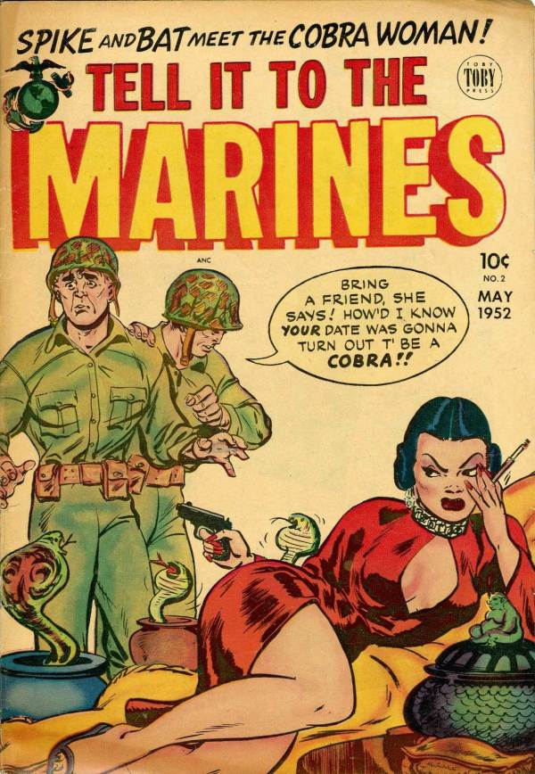 jack-sparling_cover_tell-it-to-the-marines-n2_may1952