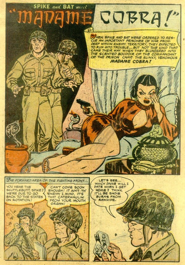 jack-sparling_madame-cobra_tell-it-to-the-marines-n2_may1952