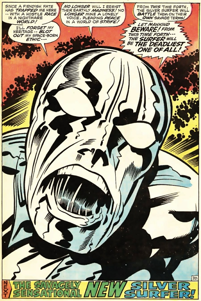 jack-kirby_herb-trimpe_the-silver-surfer-n18_Sept1970