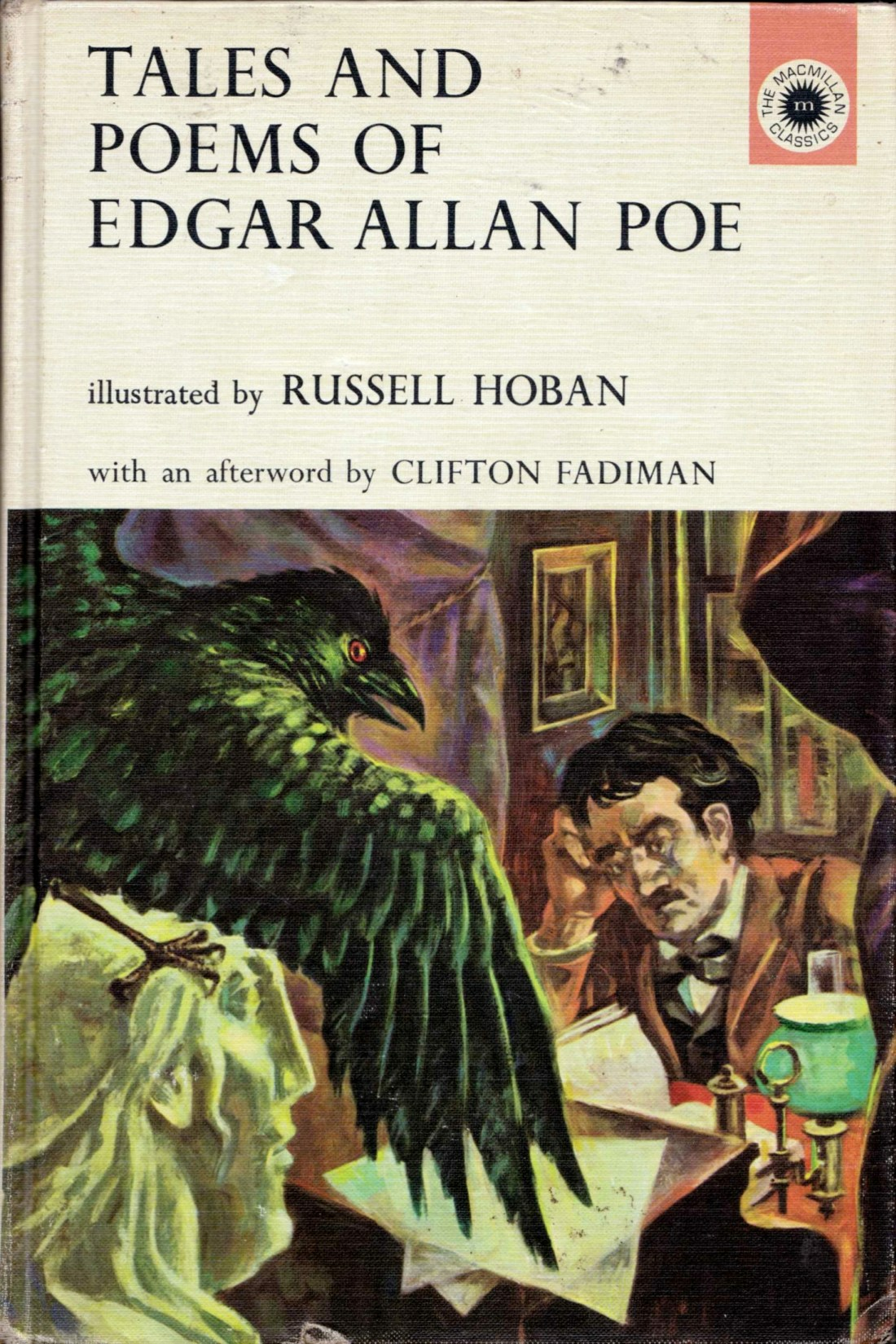 edgar allan poe and james russell