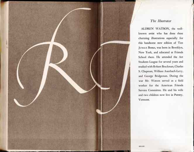 aldren-watson_the-jungle-books-v2_doubleday-1948_inside-back