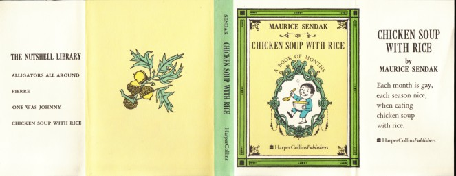 maurice-sendak_nutshell-library-chicken-soup-with-rice_harpercollins-1962