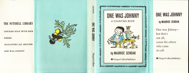 maurice-sendak_nutshell-library-one-was-johnny_harpercollins-1962