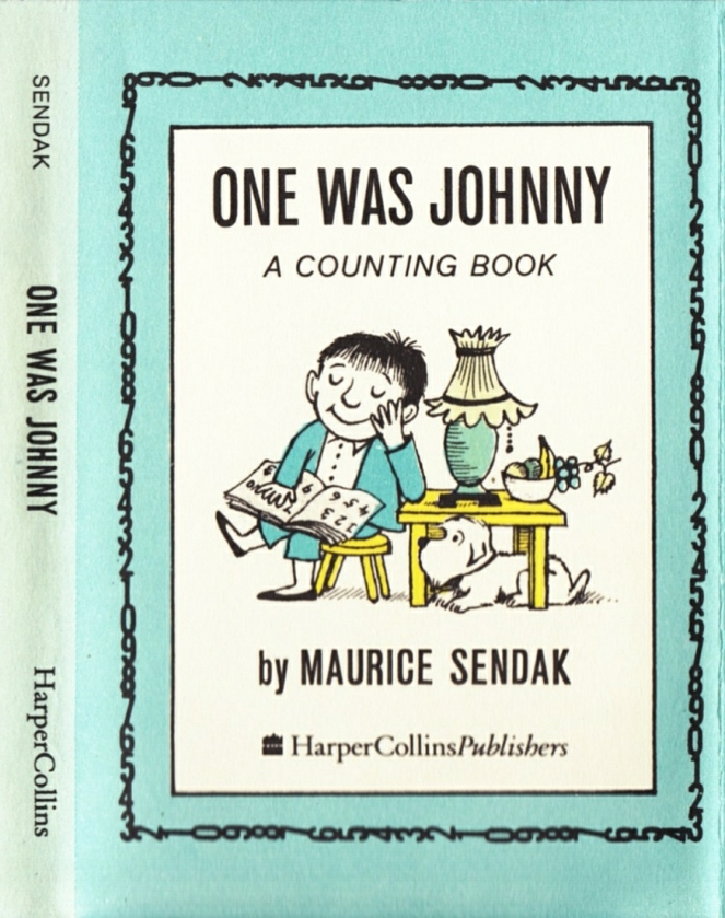 maurice-sendak_nutshell-library-one-was-johnny_harpercollins-1962_front