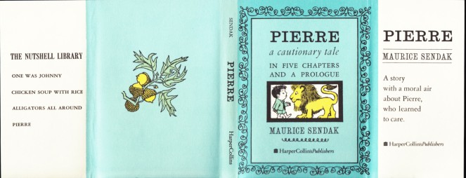 maurice-sendak_nutshell-library-pierre_harpercollins-1962