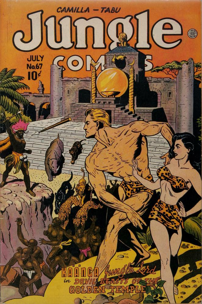 ruben-moreira_jungle-comics-n67_july1945
