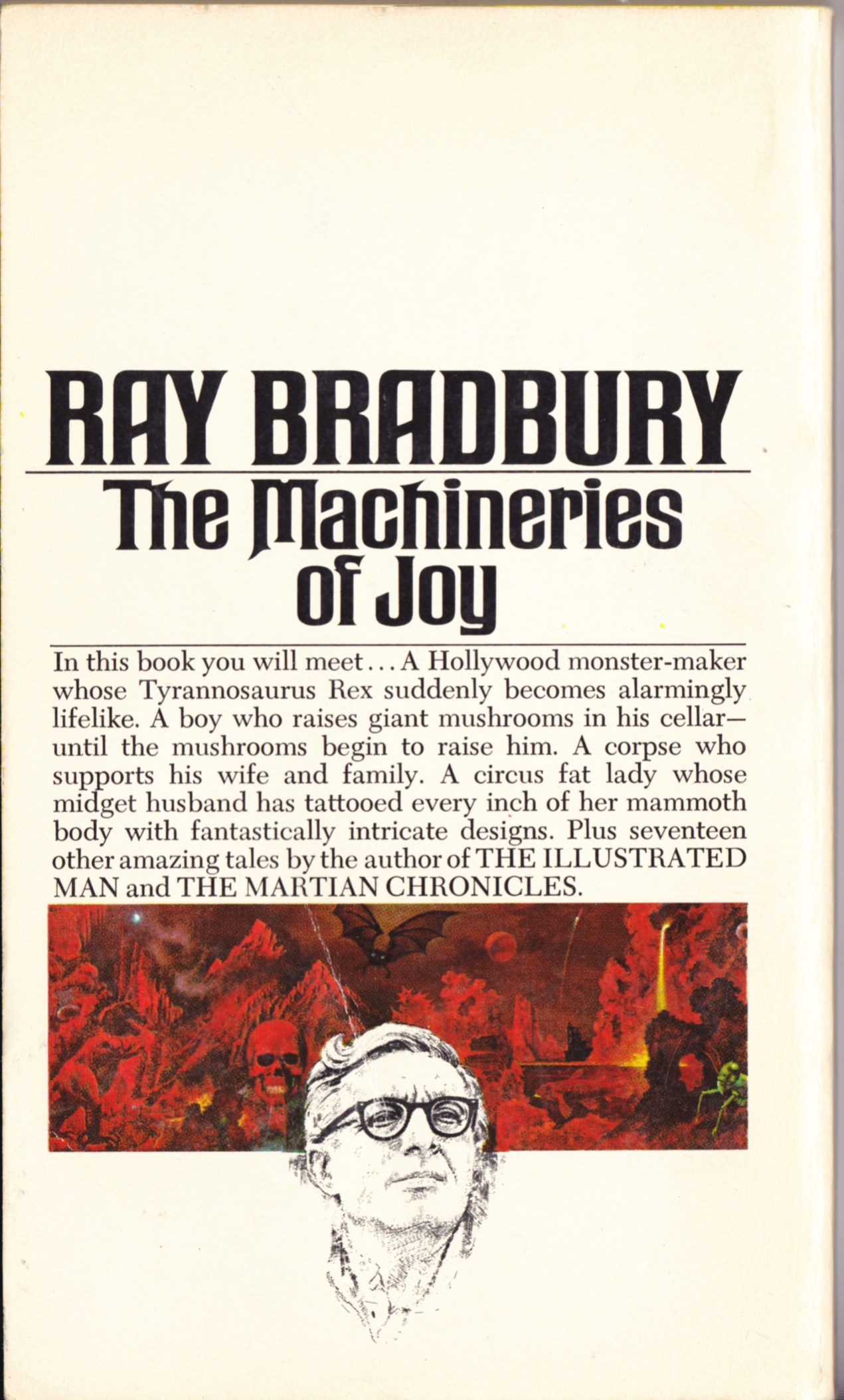 an analysis of dystopia in the works of ray bradbury For the purpose of this intertextual analysis focus will be there will come soft rains by ray bradbury as well as the star by esther claes works of prose and which take a dystopian literary style.