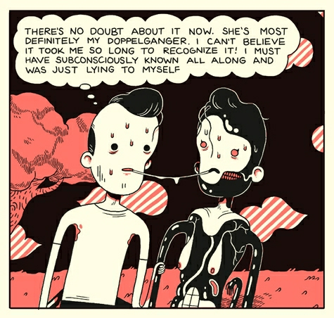 michael-deforge_splitsville_p1of2-panel2_nobrow-n6-the-double