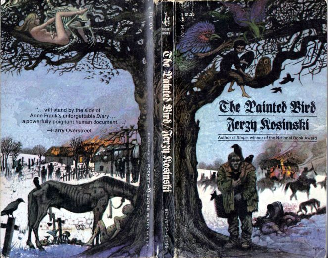 leo-and-diane-dillon_the-painted-bird_ny-pocket-books-1971_78154_wrap