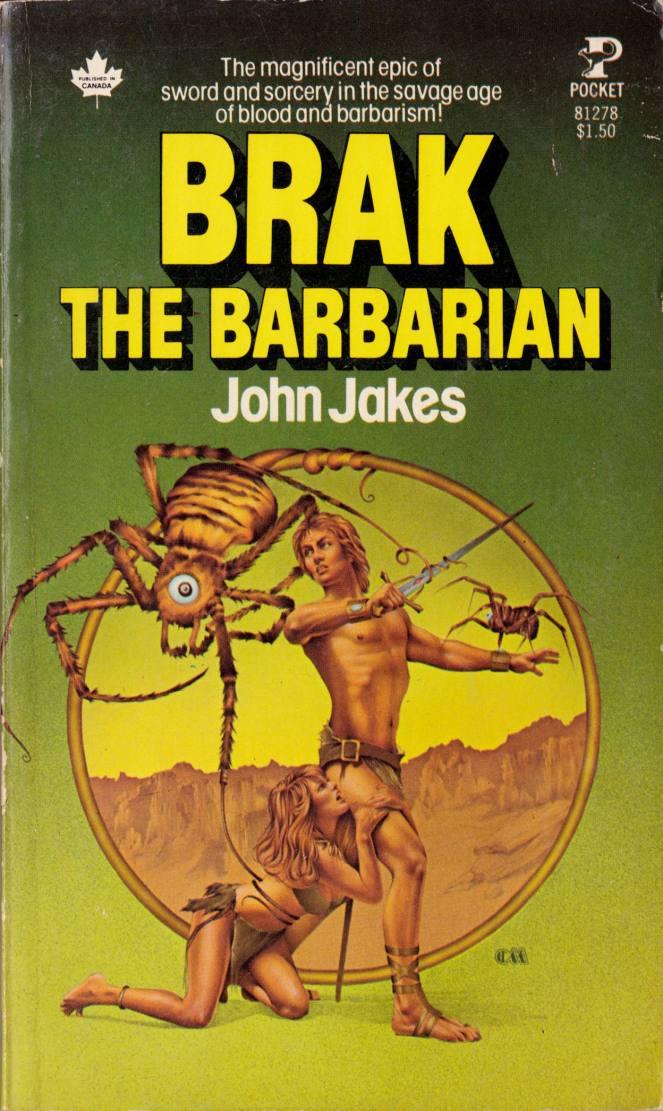 charles-moll_brak-the-barbarian_ny-pocket-books-1977_81278