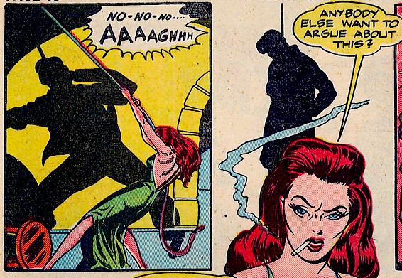 manhunter-and-thor_red-haired-kate_p3of10-panel2_police-comics-n17_march1943_p16