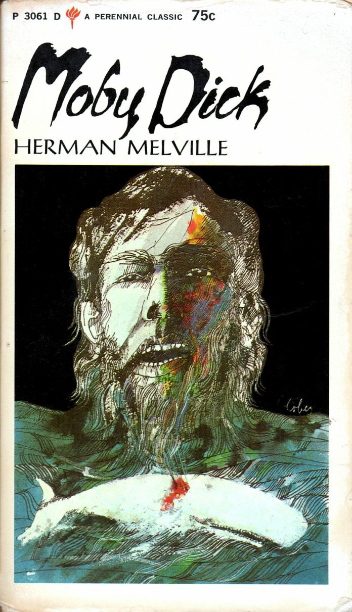 Image result for moby dick cover